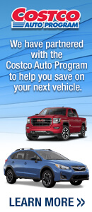 We have partnered with the Costco Auto Program to help you save on your next vehicle.