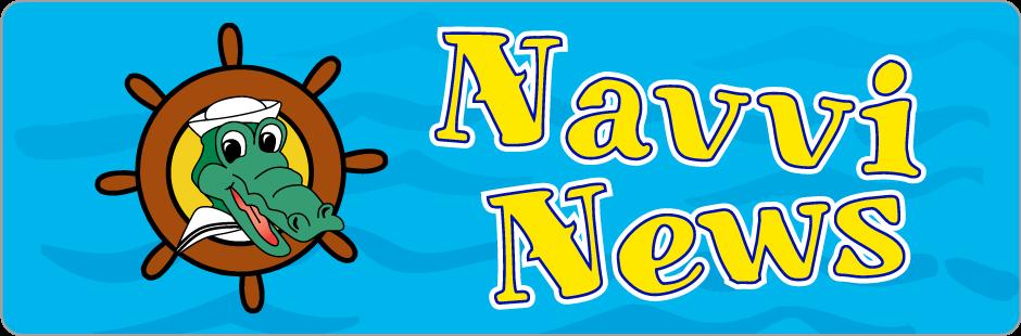 Navvi News newsletter logo
