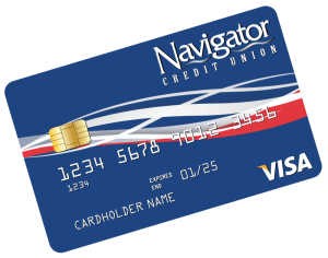 Generic Navigator Visa Card