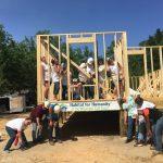 Habitat for Humanity Women Build 2018