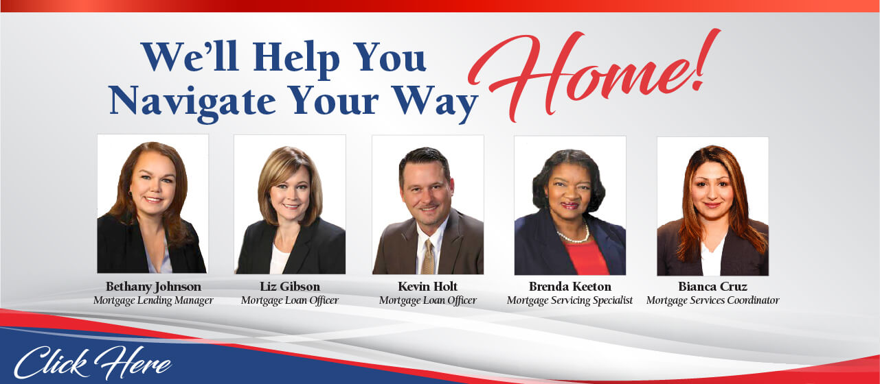 Navigator Mortgage Team promotion