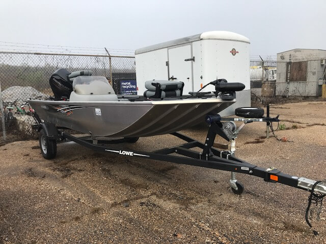 2016 Lowe Skorpion boat for sale