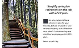 Simplified Employee Pension plans
