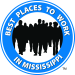 Mississippi Best Places to Work logo