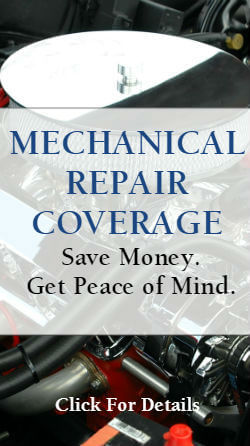 Mechanical Repair Coverage ad