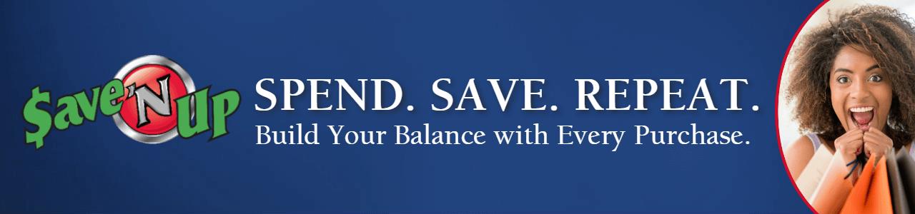 Save N up landing page