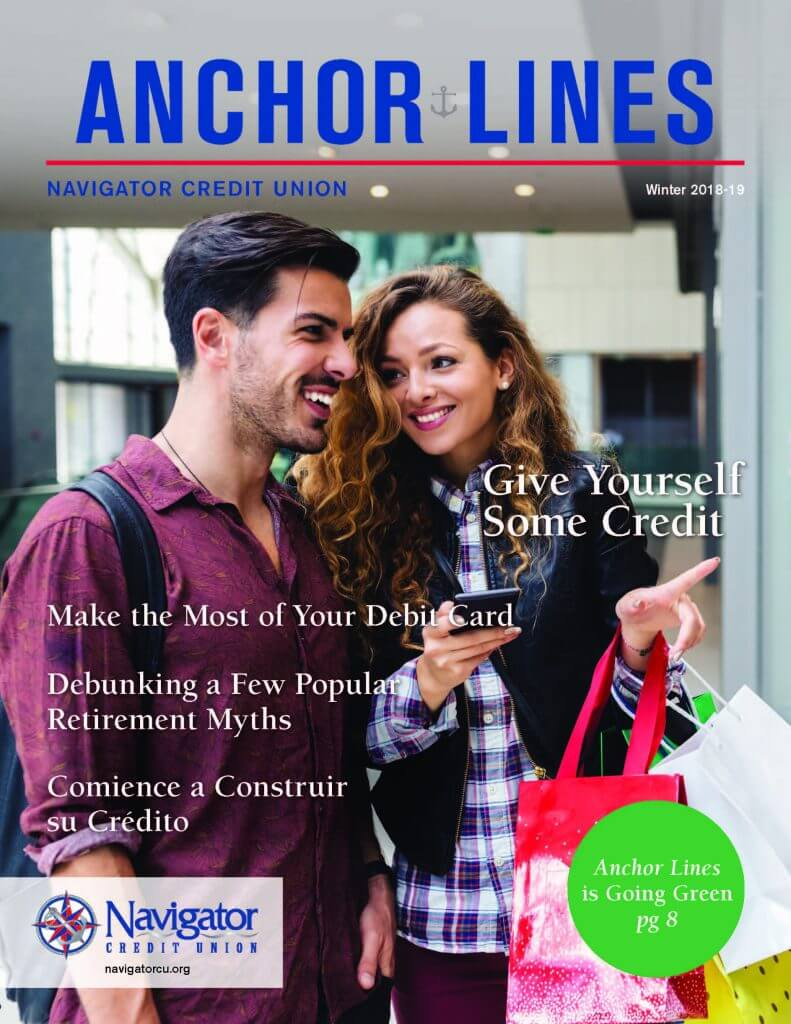 Anchor Lines Winter 2018-2019 cover