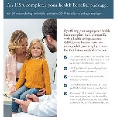 Health Savings Account for Employer