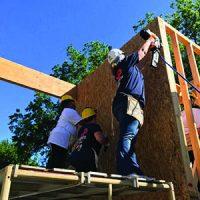 Habitat for Humanity Women's Build